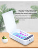 Image of UV Light Sanitizer Box For Mobile Phones Masks Wallets Credit Cards Keys & more  New