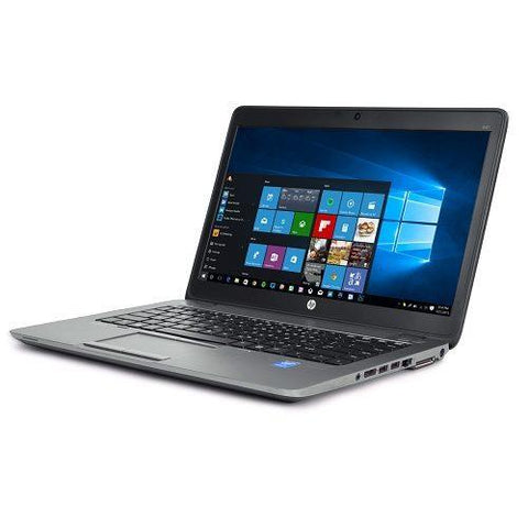 "HP EliteBook 820 G4 Dual Core i7-7500U 2.7GHz 16GB 256GB SSD 12.5"" Notebook W10P w/Webcam & BT"