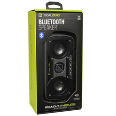Bluetooth Speaker Goal Zero Rock Out 2 Wireless Rechargeable  94018 Summer Fun - New