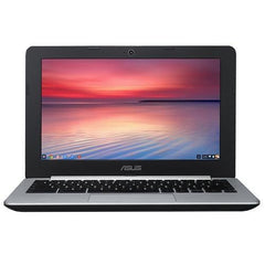 "ASUS C200MA Chromebook  Celeron N2840 Dual-Core 2.16GHz 4GB 16GB eMMC 11.6"" LED Chromebook Chrome OS w/Webcam - C"
