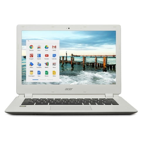 "Acer 13.3"" Chromebook  CB5-311-T9Y2 Tegra K1 CD570M-A1 4-Core 2.1GHz 4GB 16GB SSD  w/Cam (White)"