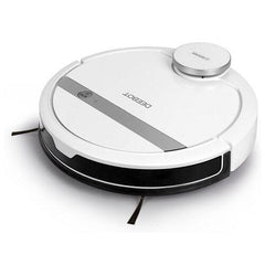 Smart Robotic Vacuum Ecovacs DEEBOT 907  (White) - Compatible with Alexa, Google Home & Smart App Controls - A