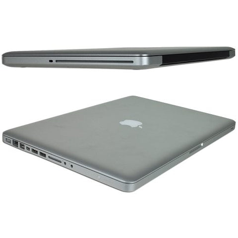"Apple MacBook Pro 17"" Radeon i7-2760QM Quad-Core 2.4GHz 4GB 750GB DVD±RW"