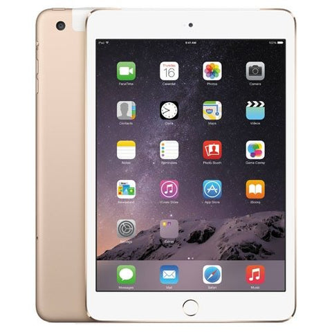 "Apple iPad mini 3 Retina 7.9"" Display Touch ID Wi-Fi 64GB Best Buy"