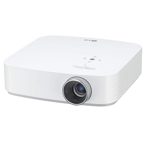 "LG CineBeam Portable DLP Projector Full HD LED w/USB-C, HDMI - 1920x1080 Native, 600 Lumens , 25""- 100"" Display - A"
