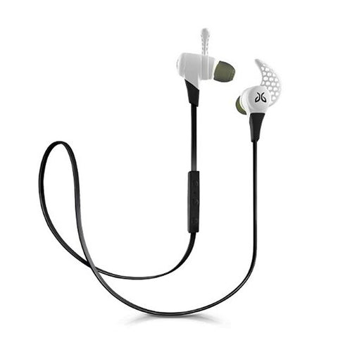 Jaybird X2 Sport Wireless Bluetooth In-Ear Headphones w/Inline Controls (Storm White) - A