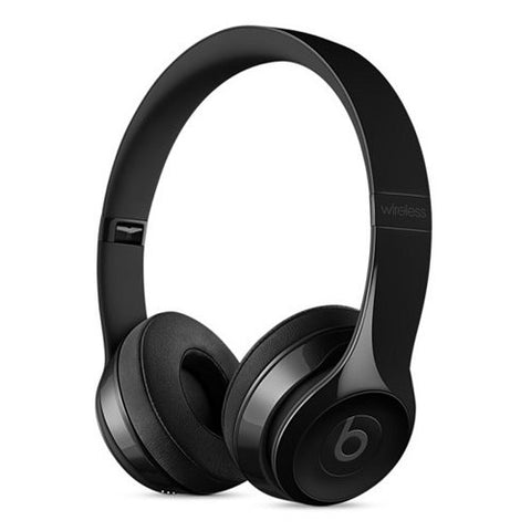 Beats Solo3 Bluetooth Wireless Foldable On-Ear Stereo Headphones w/Microphone