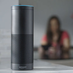 Alexa Smart Speaker Amazon Echo Voice-Controlled Personal Assistant