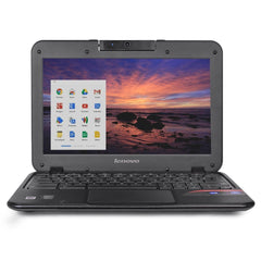 "Lenovo N21 11.6"" Chromebook N2840 2 Core 2.16GHz 4GB/16GB SSD Rotatable Camera"
