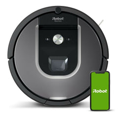 iRobot Roomba 960 Wi-Fi Connected Vacuum Cleaning Robot works with Alexa and Google Assistant
