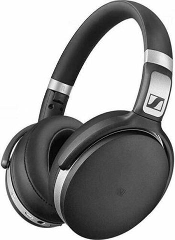BT Headphones Sennheiser HD 4.50 Bluetooth Wireless Black & Silver (HD4.50 BTNC)