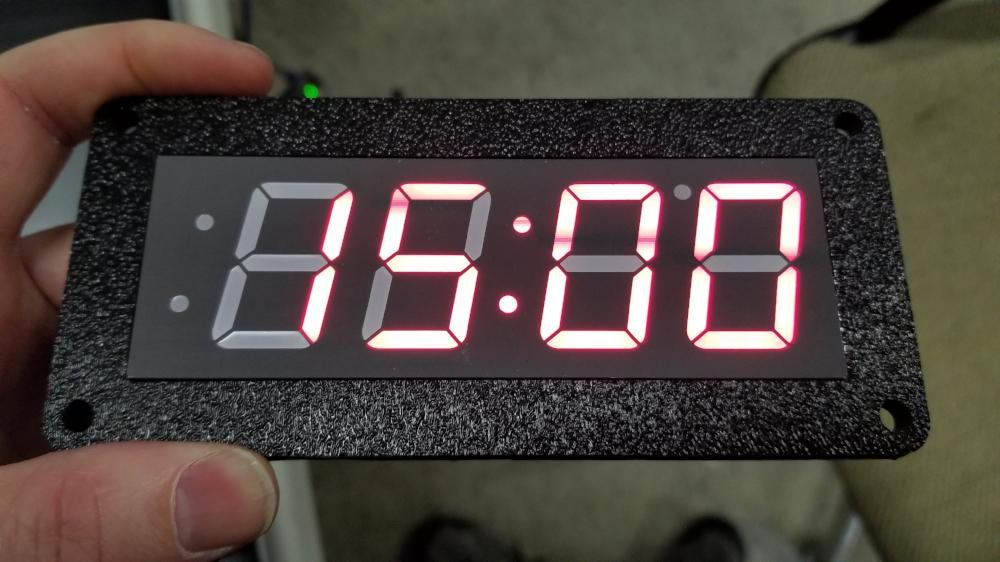 LED Display for V2