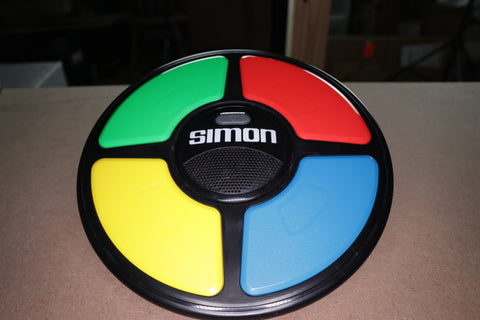 Simon Says - Wireless Puzzle
