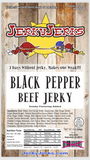 BLACK PEPPER STEAK CUT JERKYJERKS 8oz