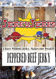 THIN PEPPERED JERKYJERKS