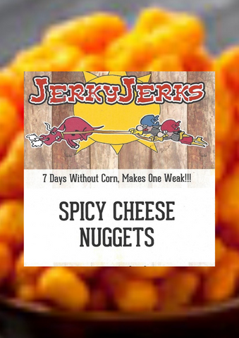 Spicy Cheese Nuggets