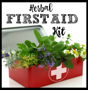 Nature's First Aid Kit