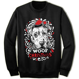 American Pit Bull Terrier Ugly Christmas Sweater