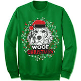 Beagle Ugly Christmas Sweater.