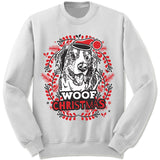 Bernese Mountain Dog Ugly Christmas Sweater