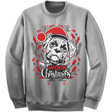 Boxer Ugly Christmas Sweater
