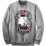 Bull Terrier Ugly Christmas Sweater