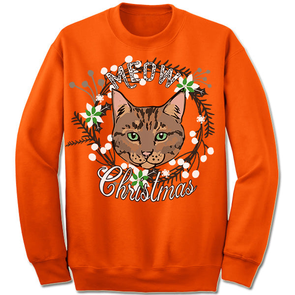 Bengal Ugly Christmas Sweater