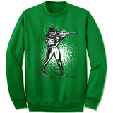 Biathlon Winter Olympics Sweatshirt