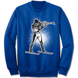 Biathlon Winter Olympics Sweatshirt.