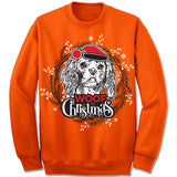 Cavalier King Charles Spaniel Ugly Christmas Sweater