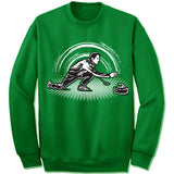 Curling Winter Olympics Sweater