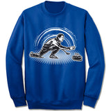 Curling Winter Olympics Sweatshirt.