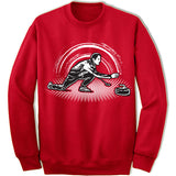 Curling Winter Olympics Sweatshirt