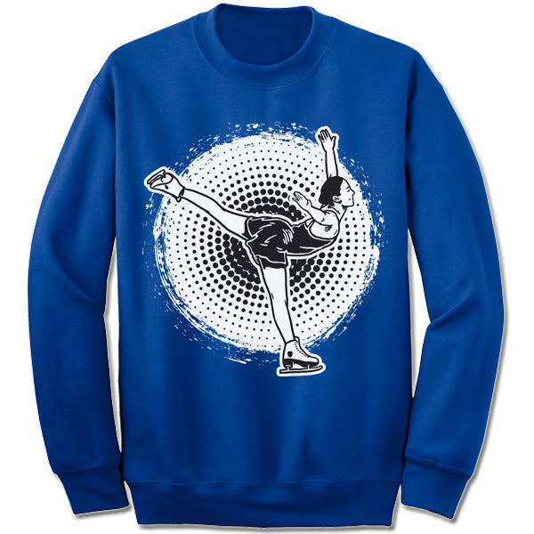 Figure Skating Winter Olympics Sweatshirt