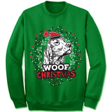 Irish Setter Ugly Christmas Sweater.