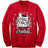 Pekingese Ugly Christmas Sweater
