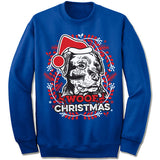 Rottweiler Ugly Christmas Sweater.