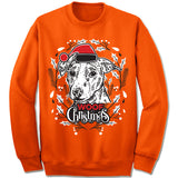 Russel Terrier Ugly Christmas Sweater
