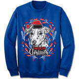 Russell Terrier Ugly Christmas Sweater.