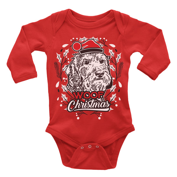 Scottish Terrier Ugly Christmas Onesie.