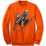 Ski Jumping Winter Olympics Sweater