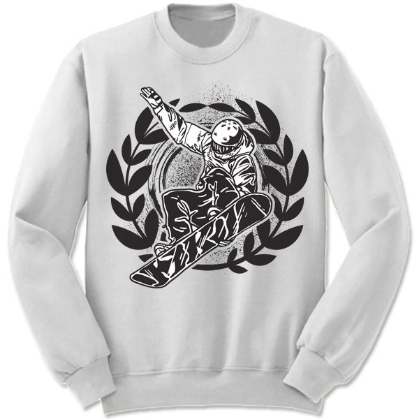 Snowboarding Winter Olympics Sweater