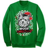 Yorkshire Terrier Ugly Christmas Sweatshirt