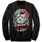 Yorkshire Terrier Ugly Christmas Sweater.