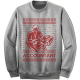 Accountant Ugly Sweatshirt