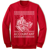 Accountant Sweater