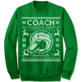 Coach Ugly Christmas Sweatshirt