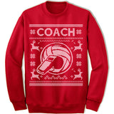 Coach Sweater