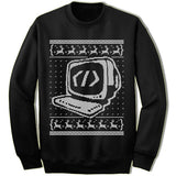 Coder Sweater