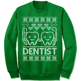 dentist_sweater